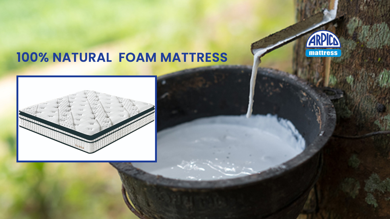 Natural Foam Mattress