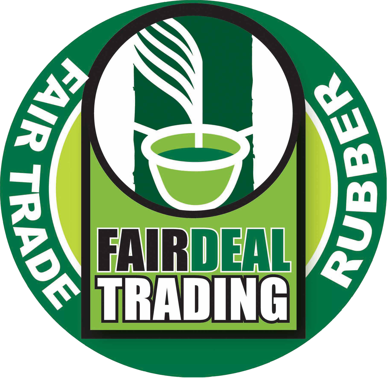 FAIRDEAl Rubber TRAIDING Logo